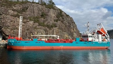 Photo of Bergen Tankers to Convert Ship into LNG Bunker Unit