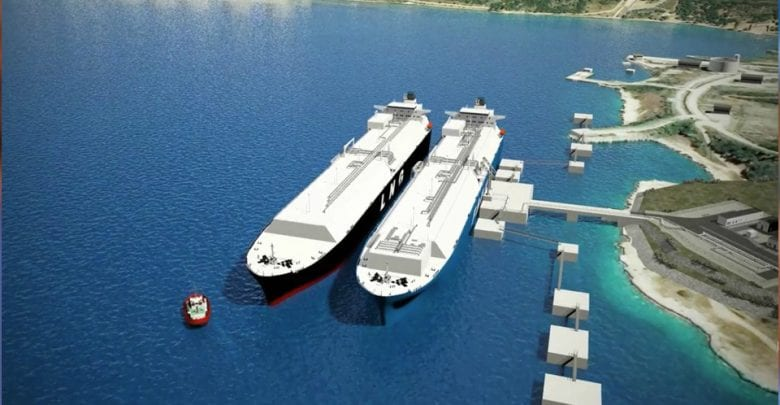 EU backs new Croatia LNG import terminal