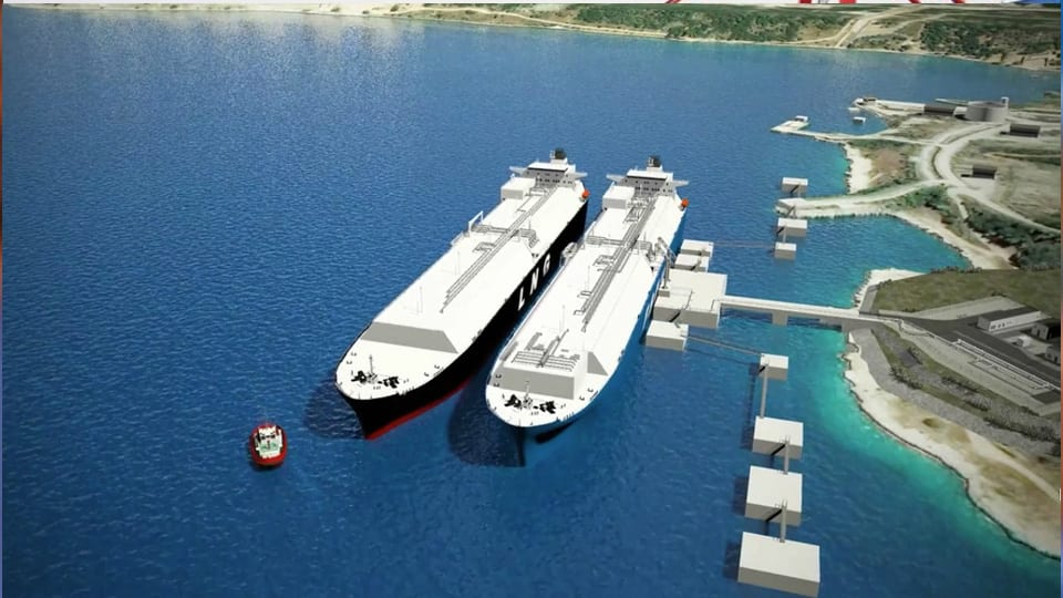 EU backs new Croatia LNG import terminal