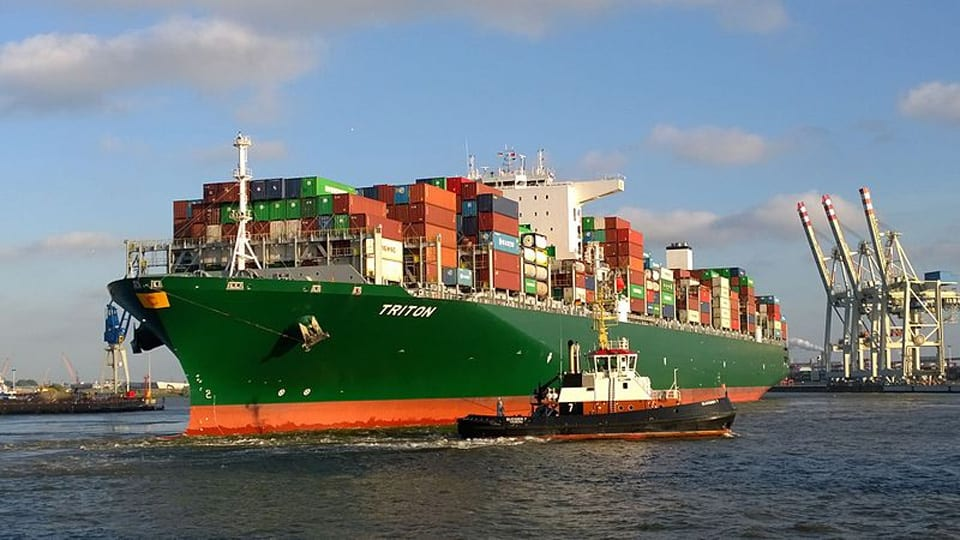 Evergreen Marine to Add 11 Containership Giants to Its Fleet
