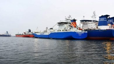 Photo of ExxonMobil Hires Singapore's 1st LNG-Fueled Bunker Tanker