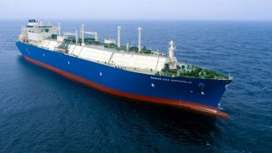 Maran Gas Places Order for Its 6th LNG Carrier at DSME