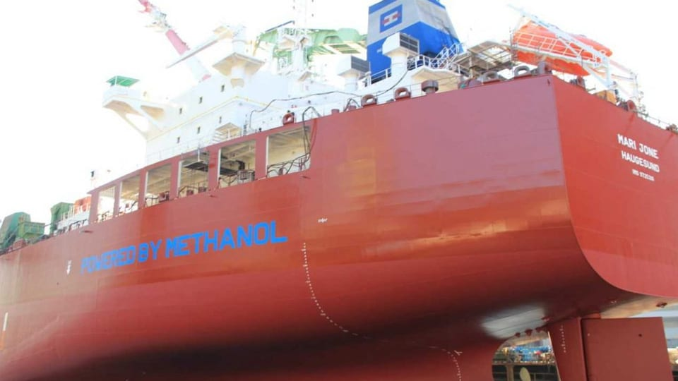 Marinvest's Methanol Tanker Duo Reaches Operating Milestone