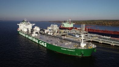 Sovcomflot Large LNG-Fueled Crude Oil Tanker to Transit NSR for 1st Time