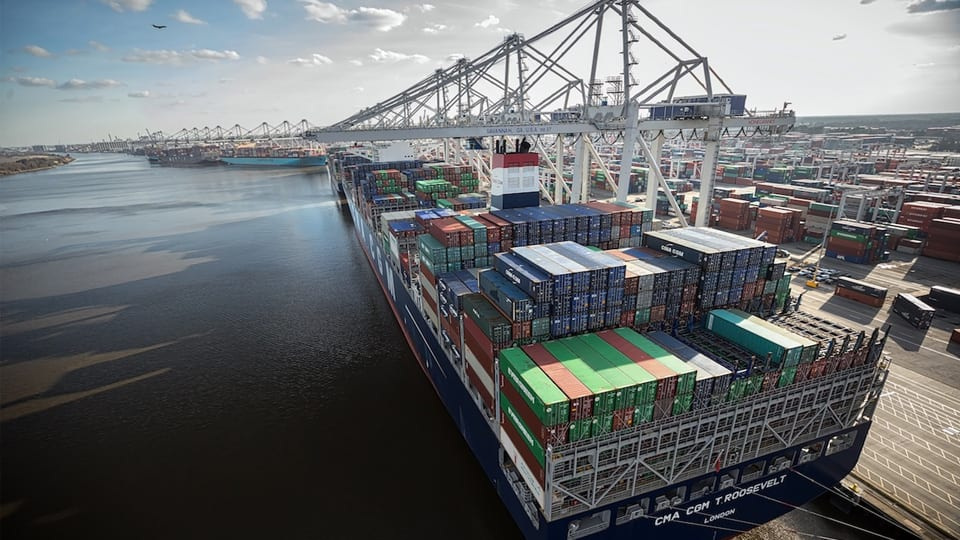 U.S. Container Ports Report Surprising Growth Despite Tariffs