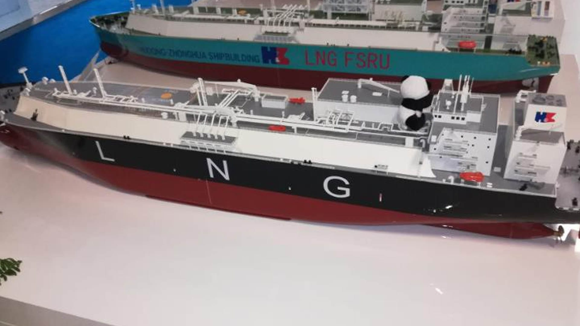 EXMAR, Anglo-Eastern Form Third-Party LNG Ship Management JV