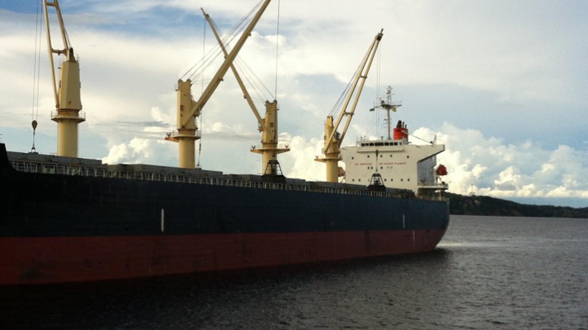 Eagle Bulk Adds First of Six Ultramaxes to Its Fleet