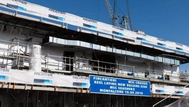 Photo of Fincantieri Lays Keel for MSC Cruises' Longest Ship