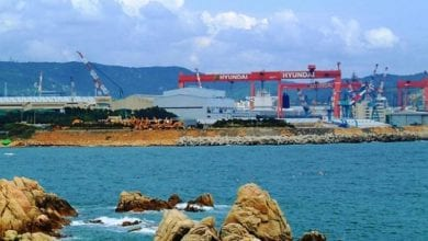 Photo of H-Line Shipping Orders LNG Carrier from Hyundai Samho