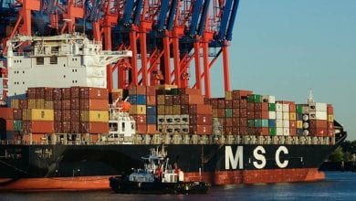 Photo of MSC Says It Is Not Hiring Eastern Pacific ULCV Newbuilds