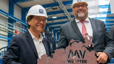 MV Werften Cuts Steel for Dream Cruises' 2nd Global Ship
