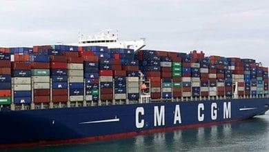 Photo of Mexican Navy Intercepts Cocaine on CMA CGM Boxship
