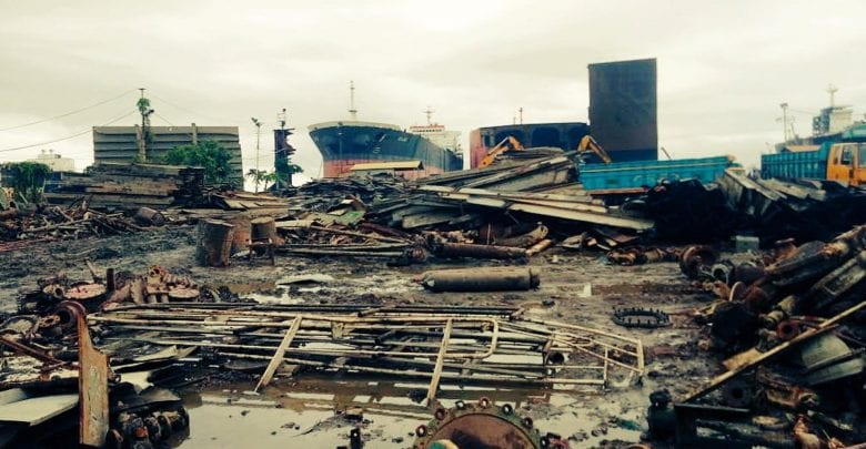 NGO Two More Workers Die at Alang Shipbreaking Beaches