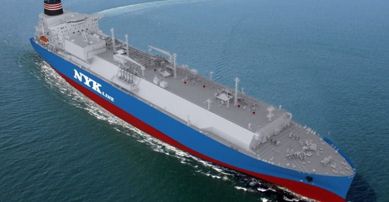 NYK Signs Another LNG Carrier Long-Term Charter with Total