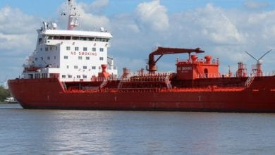 Petredec to Order Up to Four Ethylene Carriers from Jiangnan