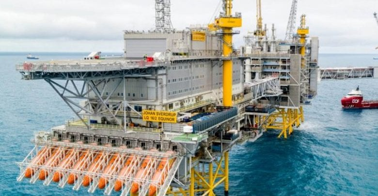 Production at Johan Sverdrup to Start Ahead of Schedule