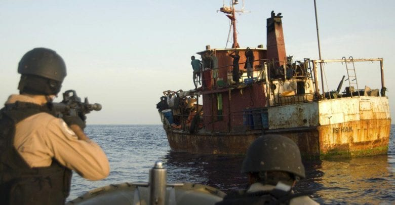 ReCAAP Asian Piracy Incidents Down in August
