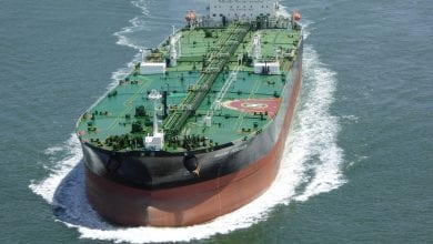 """Second """"Smart"""" VLCC Delivered to China's CMES"""
