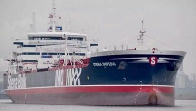 Photo of Stena Impero Departs for International Waters?