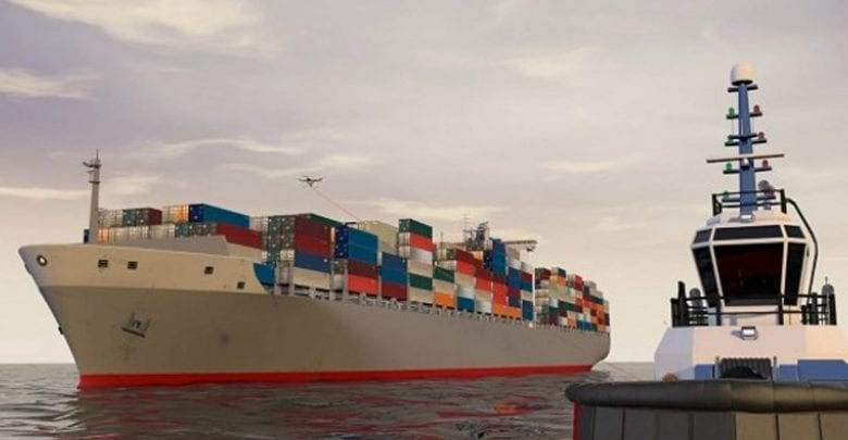The Road Towards Autonomous Ship Handling with Tugs