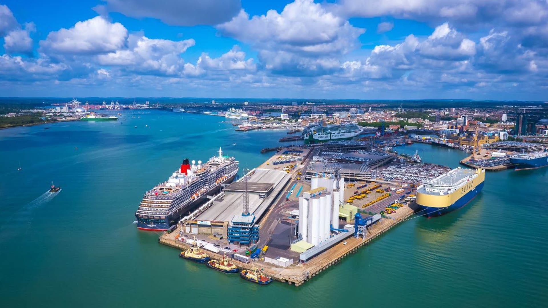 UK Launches First Port Economic Partnership Between Port and State