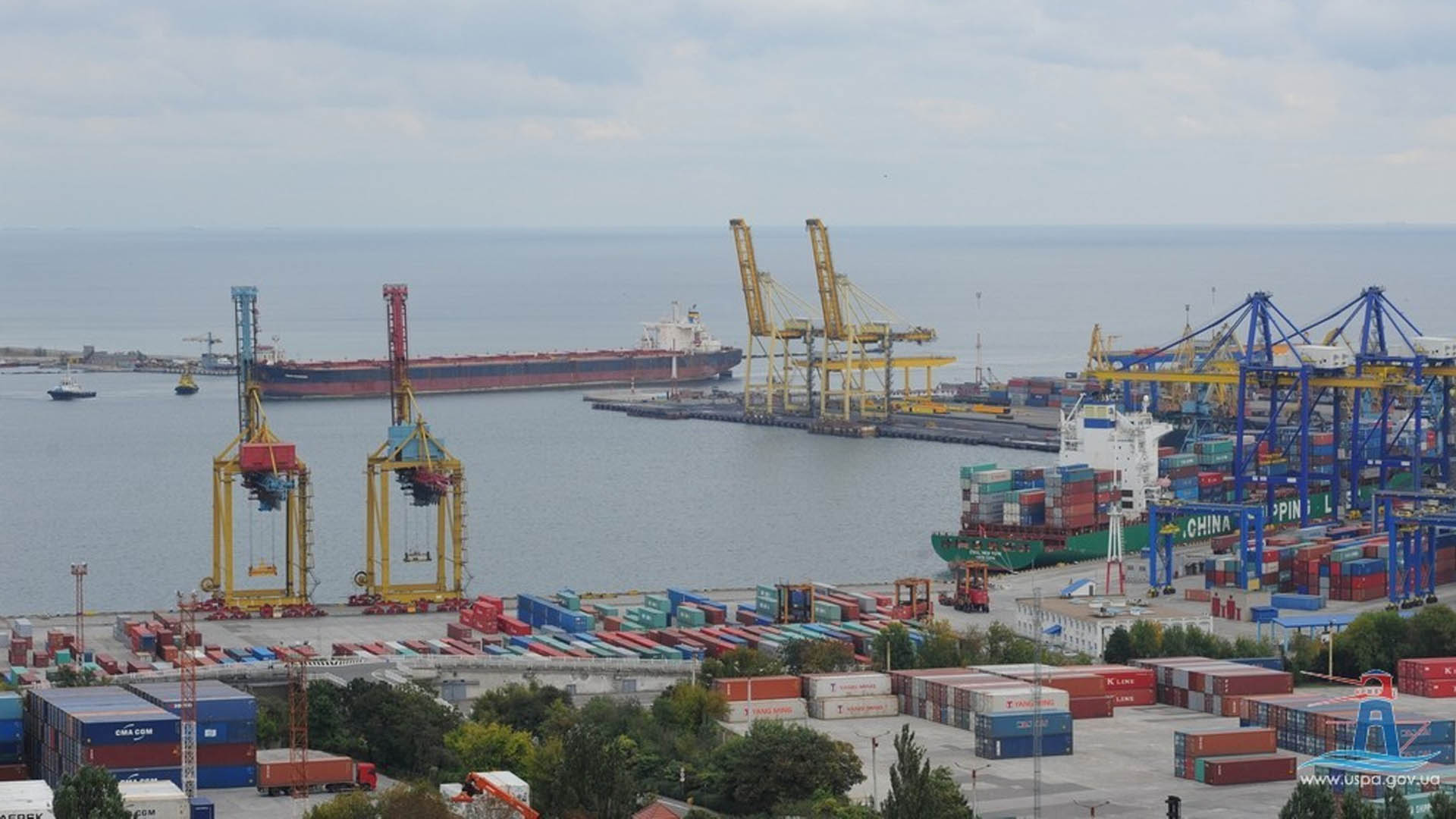 Ukrainian Port of Chornomorsk Getting New Grain Terminal, Additional Berths