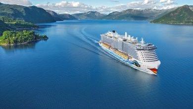 AIDAcosma Will Be AIDA Cruises' 2nd LNG-Powered Ship