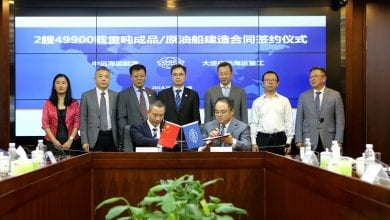 Photo of COSCO Shipping Heavy Industry Wins Tanker Duo Order