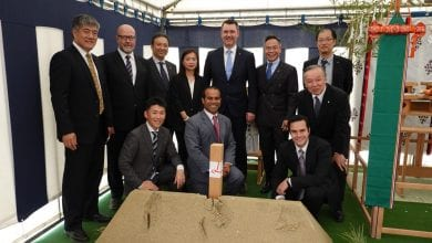 Photo of Carnival Corp Breaks Ground on New Cruise Terminal in Sasebo, Japan
