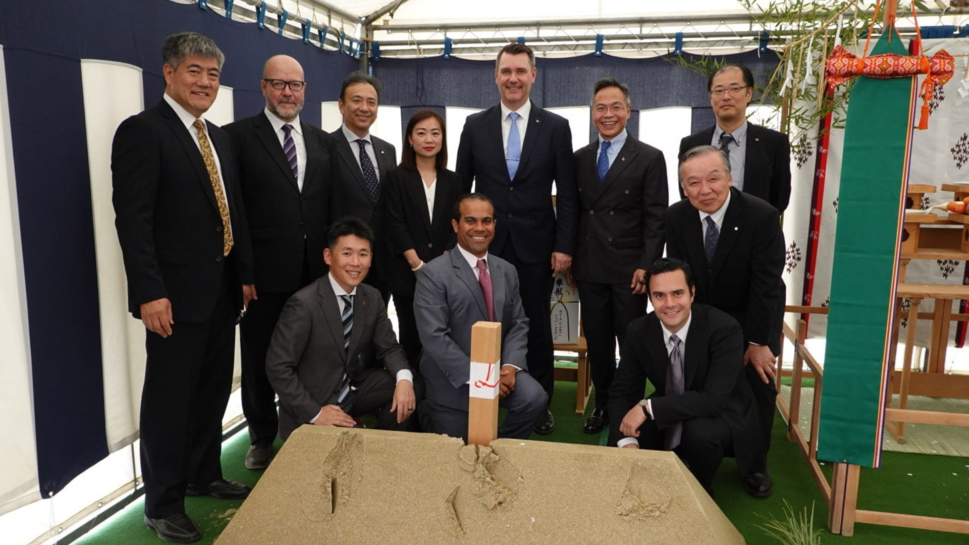 Carnival Corp Breaks Ground on New Cruise Terminal in Sasebo, Japan