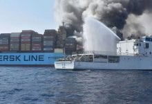 IUMI: It's Time to Tackle Containership Fire Issue