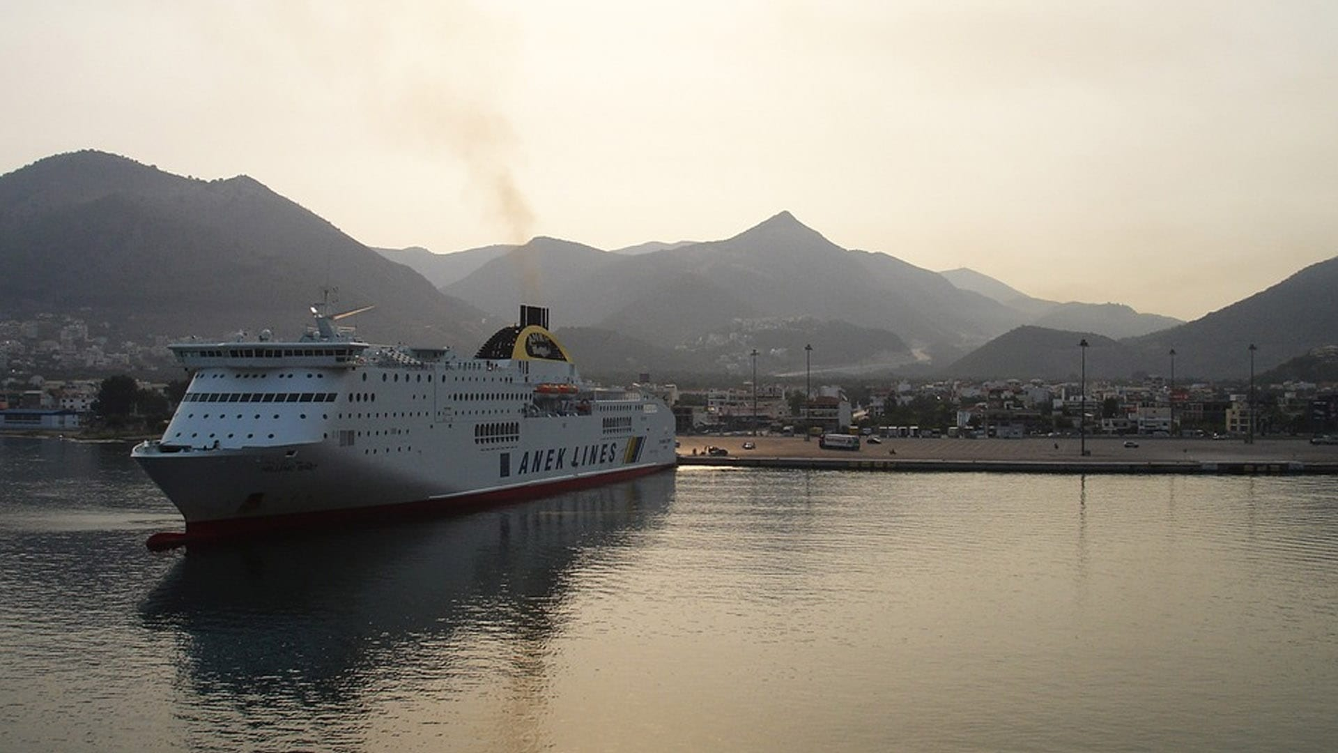 Igoumenitsa Port to Reduce GHG Emissions, Congestion with New Quay