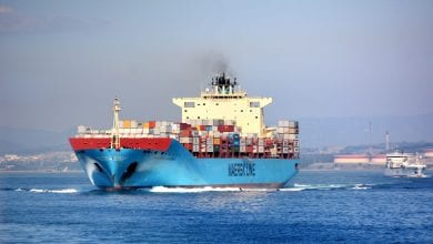 Photo of Investigation: Leda Maersk Grounded as Crew Did Not Use Electronic Navigation Tools