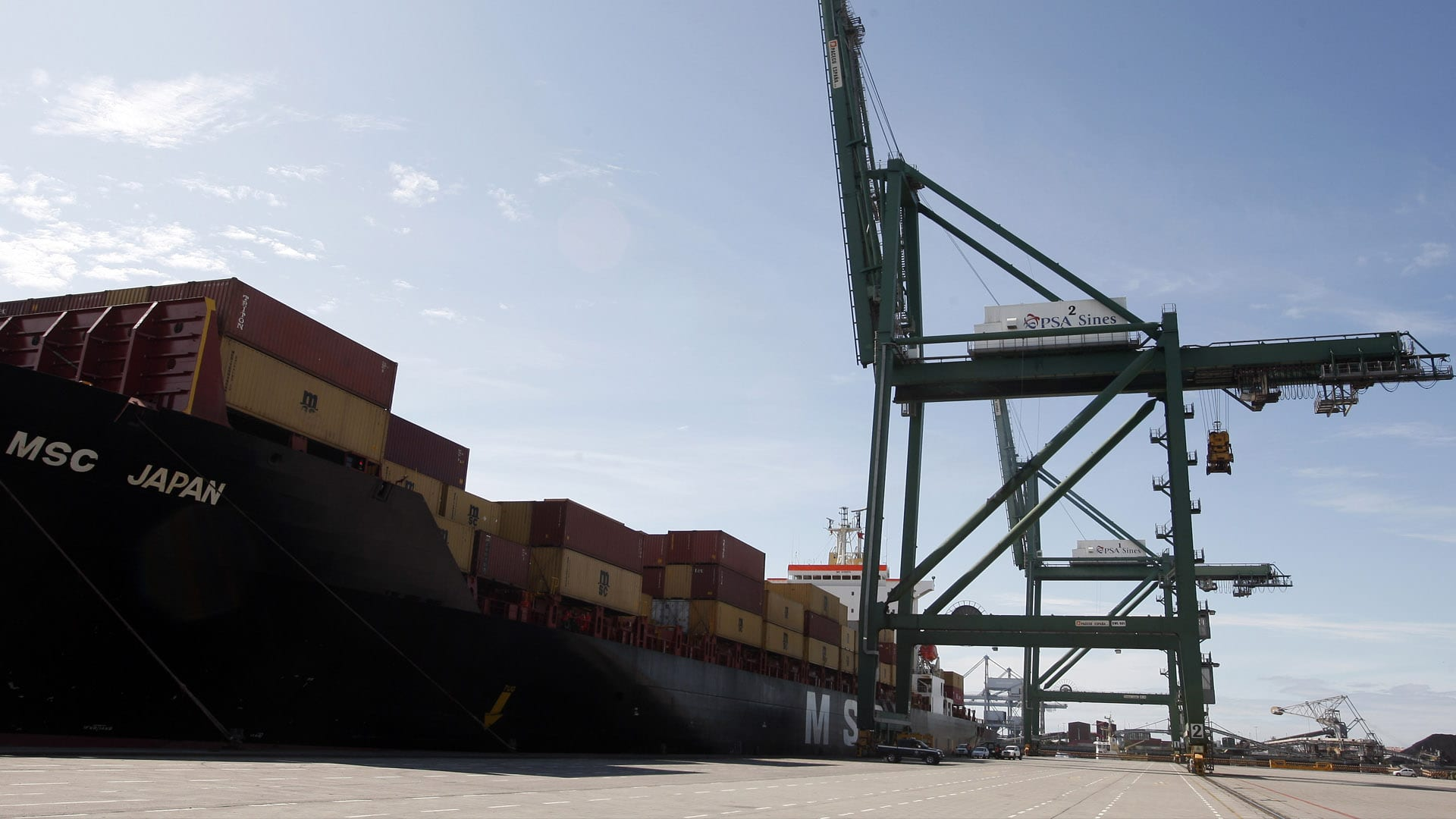 Portugal Launches Tender for Vasco da Gama Terminal in Port of Sines