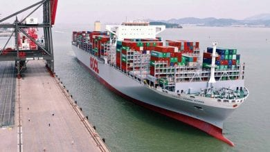 Photo of Revenues, Volumes Continue Rising at OOCL
