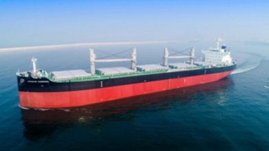 South Africa's Cardinal Maritime Receives Ultramax Bulker