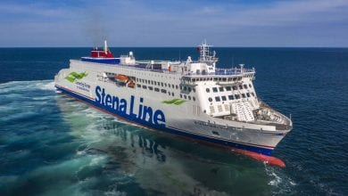 Photo of Stena Estrid Wraps Up Sea Trials in China's Yellow Sea