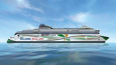 Photo of Tallink Unveils Name of New Dual-Fuel Shuttle Vessel