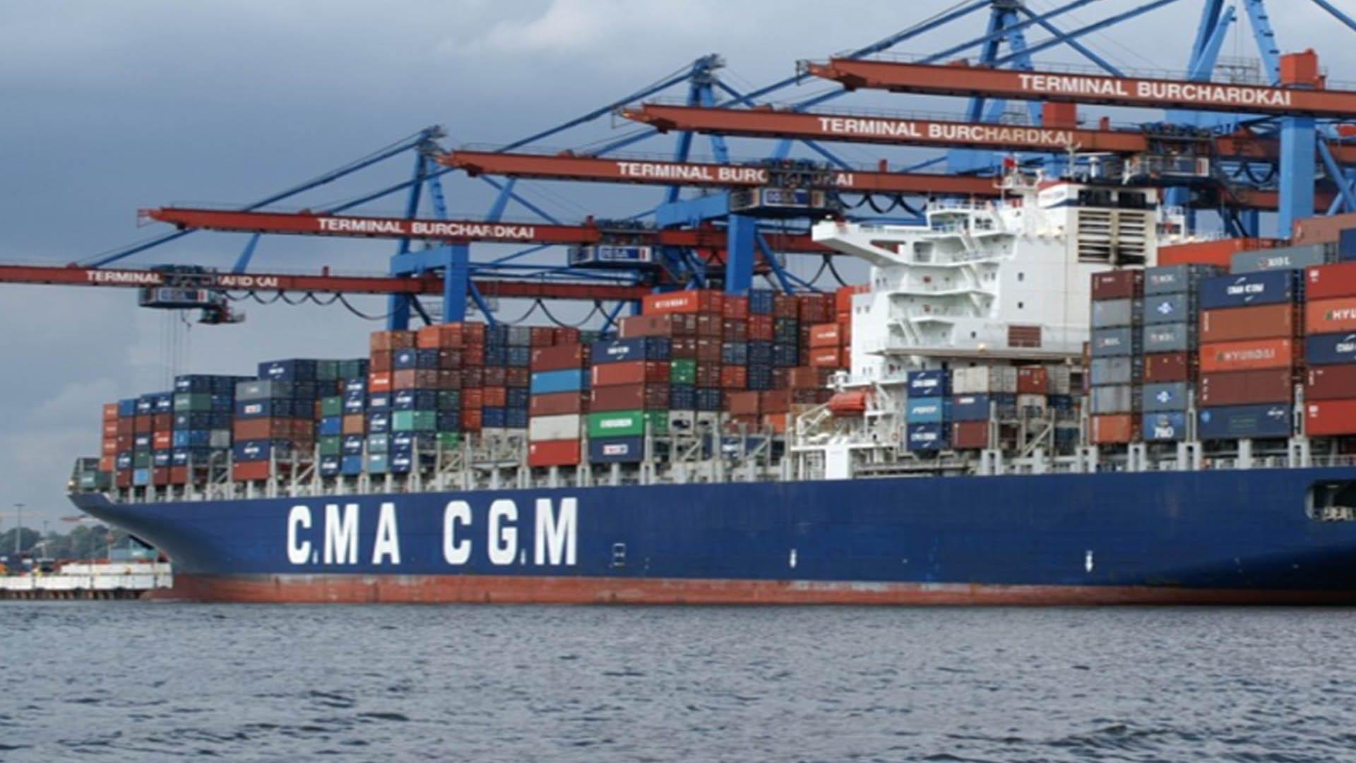 CMA CGM Raising USD 2 Bn through Sale of Vessels, Terminal Stakes