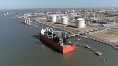 Photo of Exmar Ships First LNG Cargo Produced by Tango FLNG