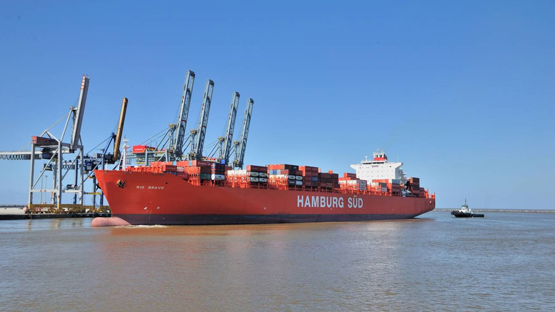 "Hamburg Süd Announces ""Environmental Fuel"" Surcharge ahead of IMO 2020"