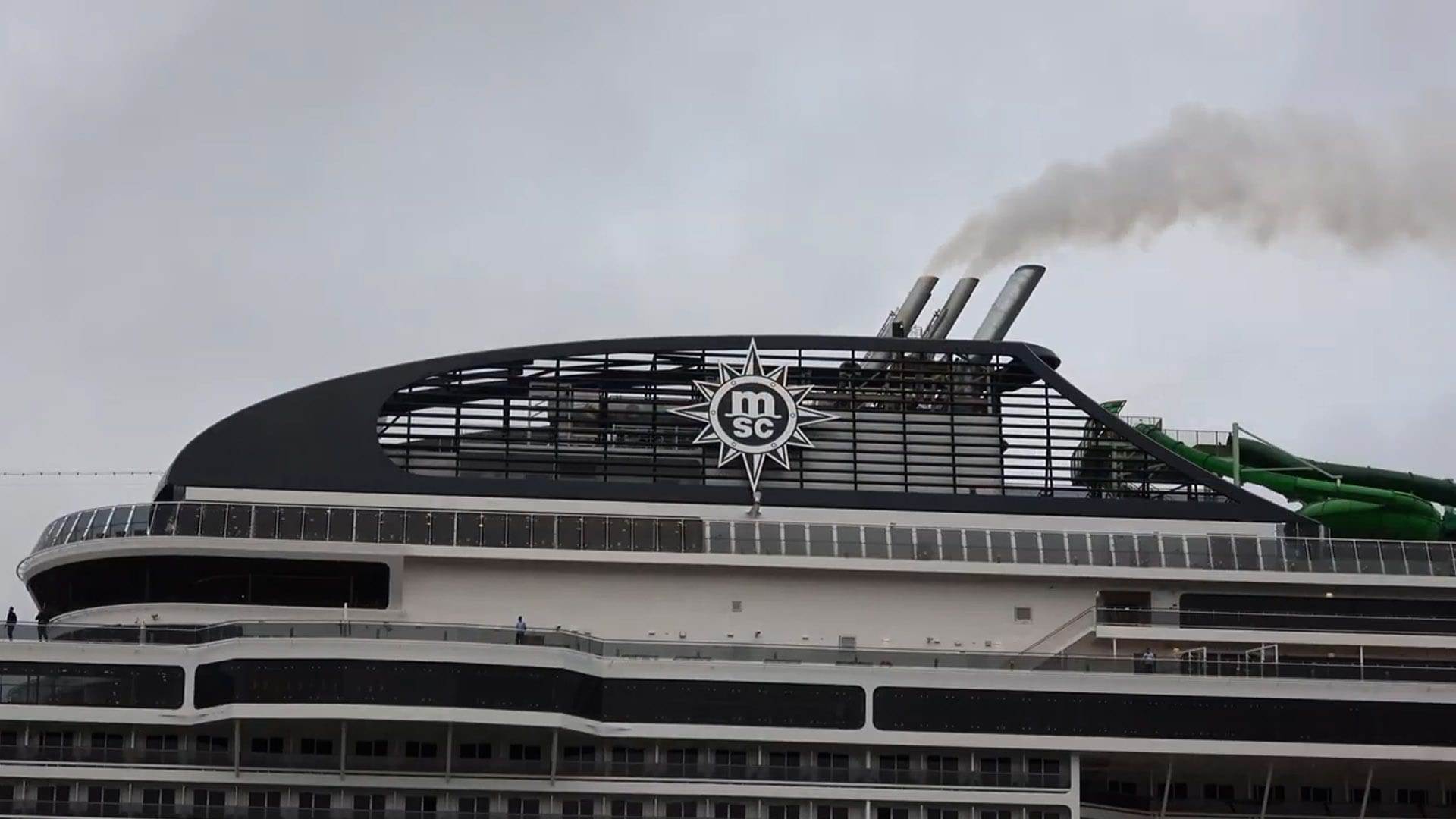 MSC Cruises Claims Title of World's First Carbon Neutral Cruise Line