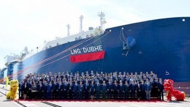 Photo of New LNG Carrier Built for Yamal Project Joins Its Owners