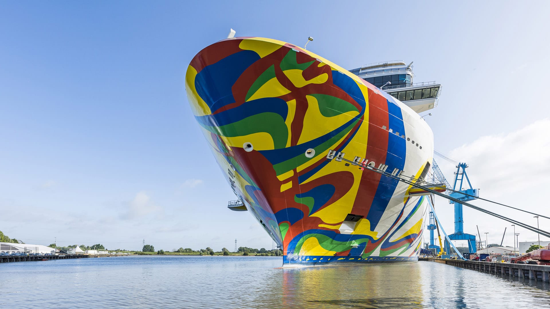 Norwegian Cruise Line Strengthening Its Position in Alaska