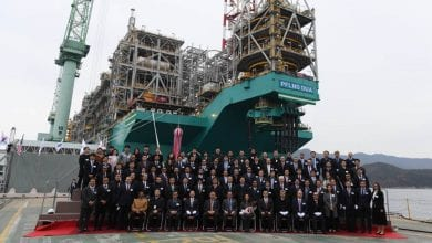 Petronas Names Second FLNG in South Korea