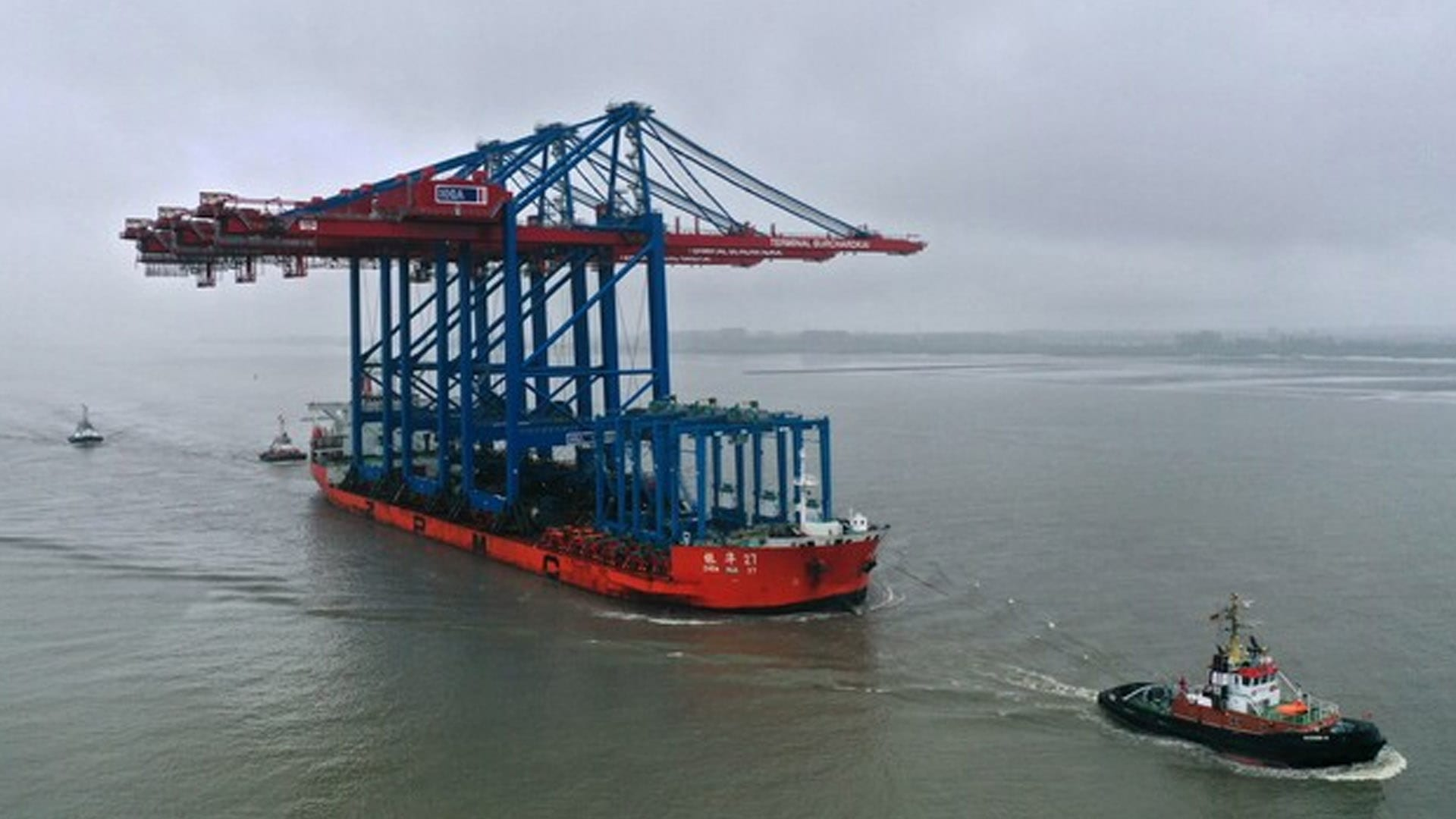 Port of Hamburg Preps for 23,000+ TEU Boxships