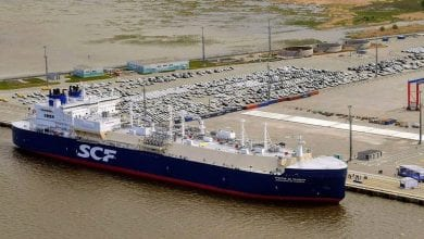 Photo of SCF Inks Financing, Charter Deals for New Icebreaking LNG Carrier