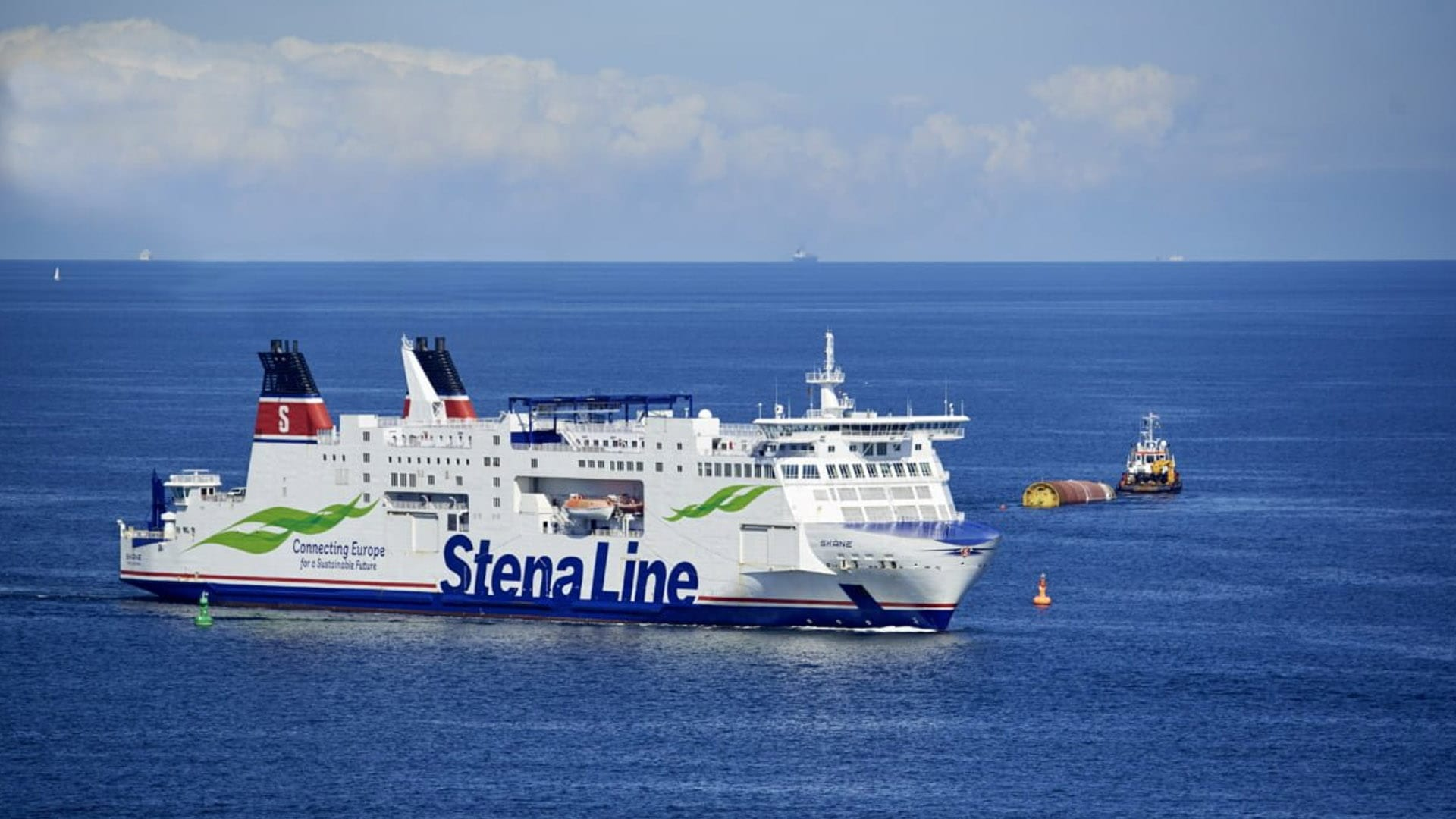 Stena Line to Fit Five More Ships with AI Technology