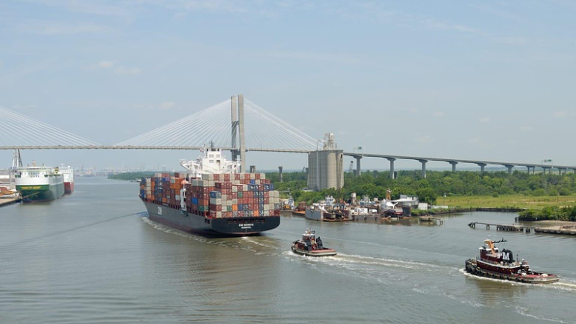 Georgia Ports Authority Gears to Surpass 4.6 M TEUs