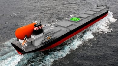 Photo of MOL, NYK Partner Up with Kyuden on World's 1st LNG-Fueled Large Coal Carriers